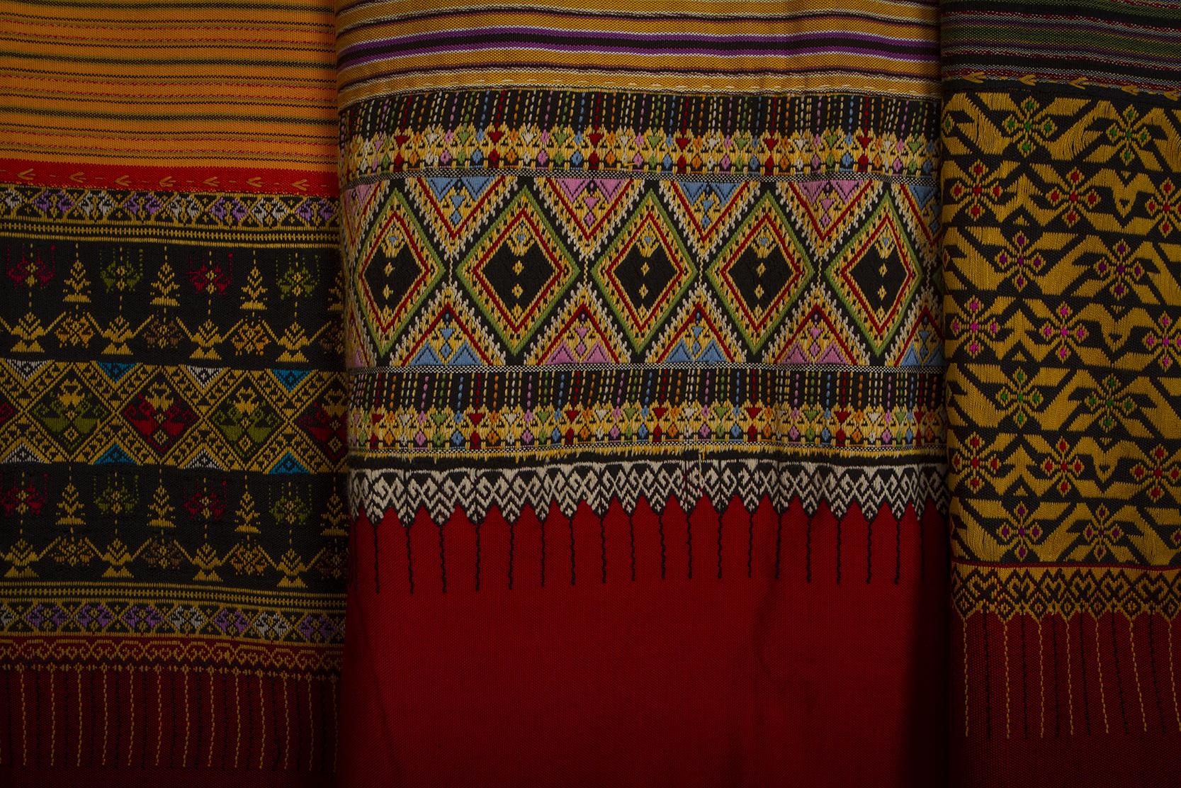 Thai Style Studio 1984 ซิ่น / ล้านนากับผ้าซิ่น / ภูมิปัญญาผ้าพื้นเมืองล้านนา 11