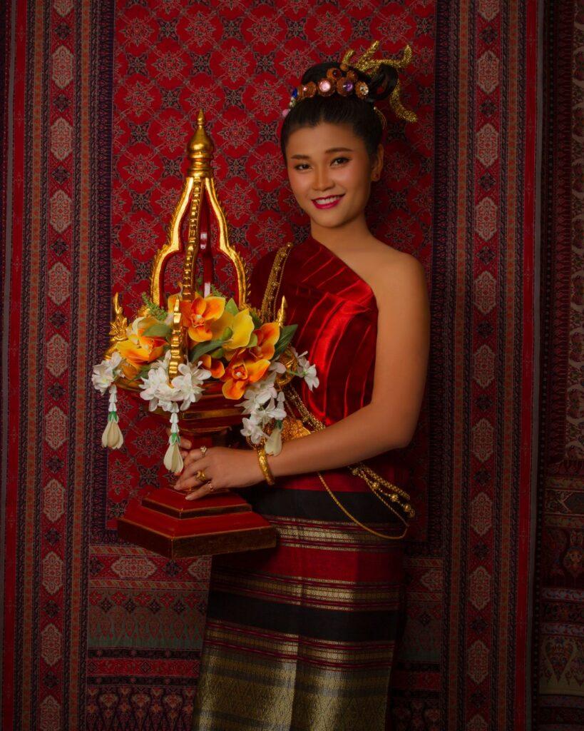 Thai Style Studio 1984 ซิ่น / ล้านนากับผ้าซิ่น / ภูมิปัญญาผ้าพื้นเมืองล้านนา 19