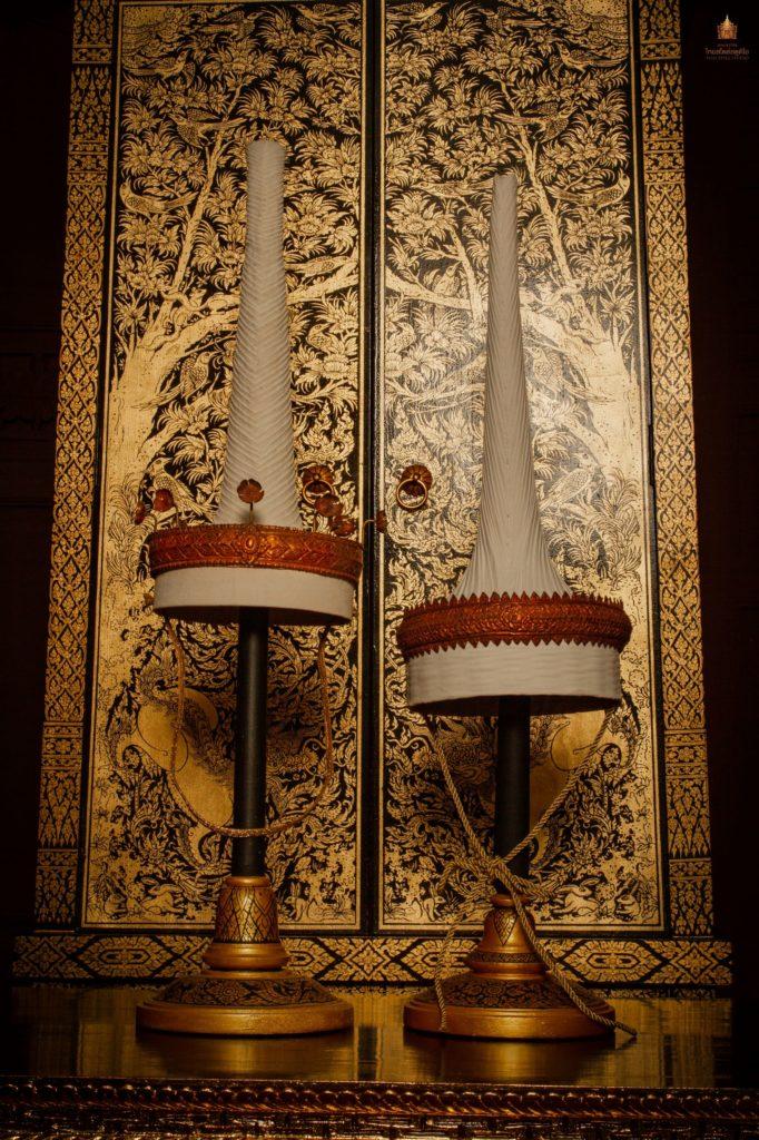 Thai Style Studio 1984 Thai royal court gown 11