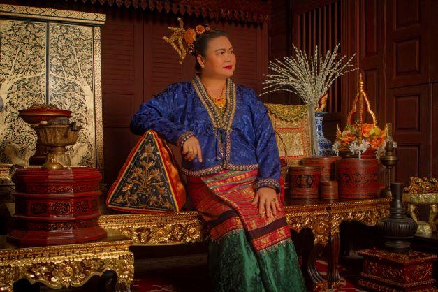 Thai Style Studio 1984 ซิ่น / ล้านนากับผ้าซิ่น / ภูมิปัญญาผ้าพื้นเมืองล้านนา 21