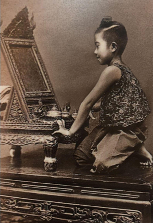 Thai Style Studio 1984 ทรงผมเด็กไทยในสมัยโบราณ / ความเชื่อกับทรงผม 15