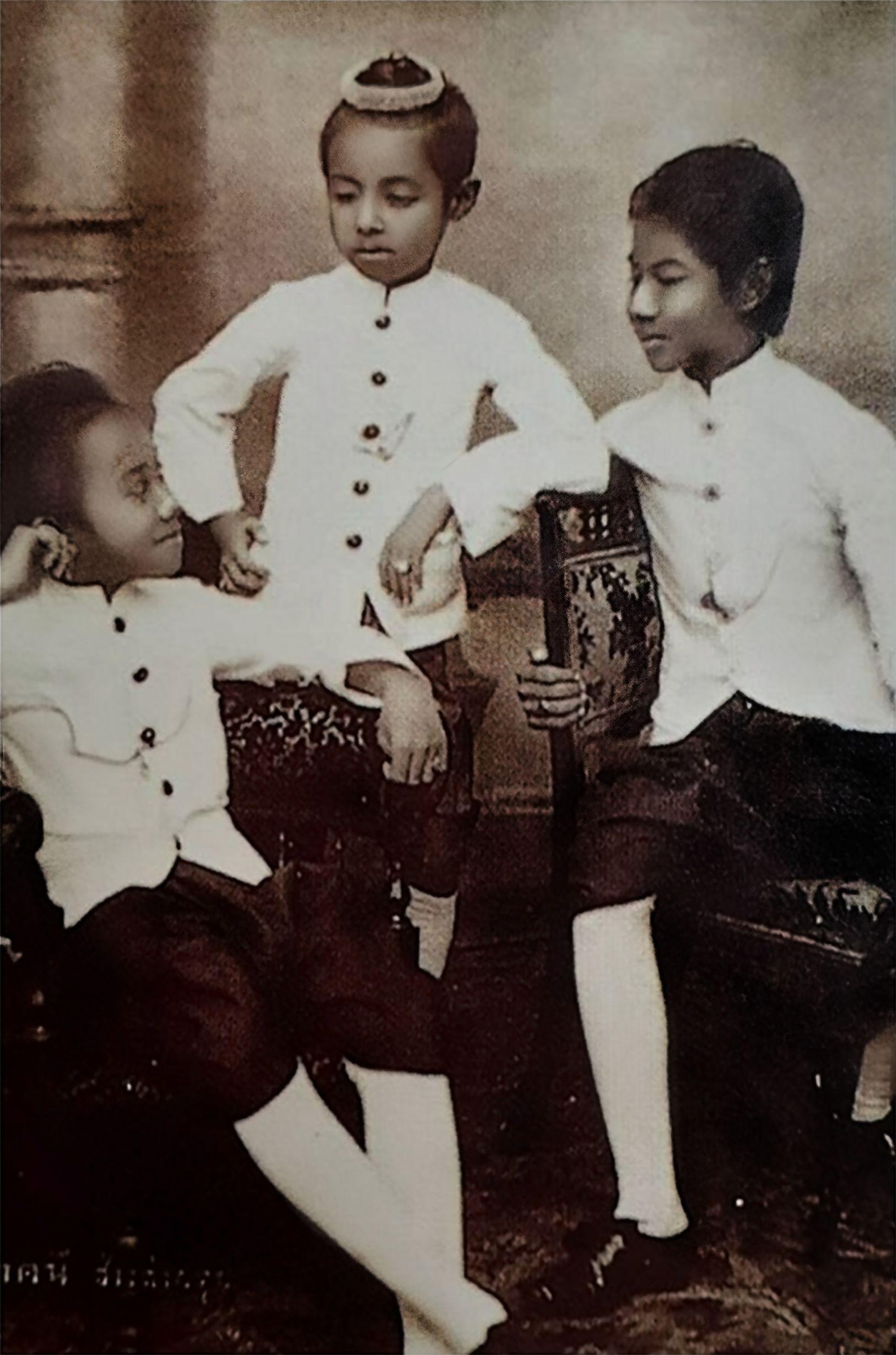 Thai Style Studio 1984 ทรงผมเด็กไทยในสมัยโบราณ / ความเชื่อกับทรงผม 17