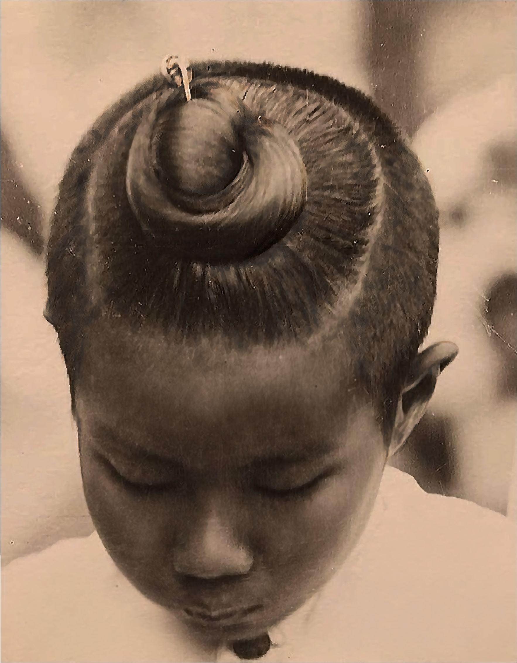 Thai Style Studio 1984 ทรงผมเด็กไทยในสมัยโบราณ / ความเชื่อกับทรงผม 9