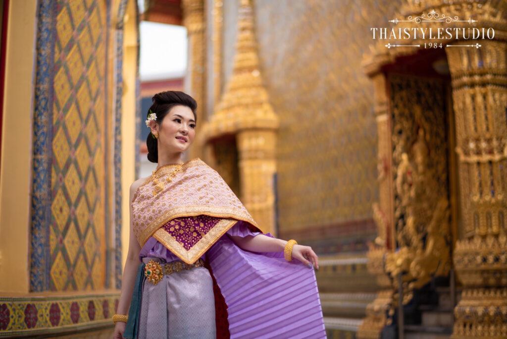 Thai Style Studio 1984 10 สถานที่ ท่องเที่ยวน่าใส่ชุดไทยถ่ายภาพกรุงเทพฯ 53