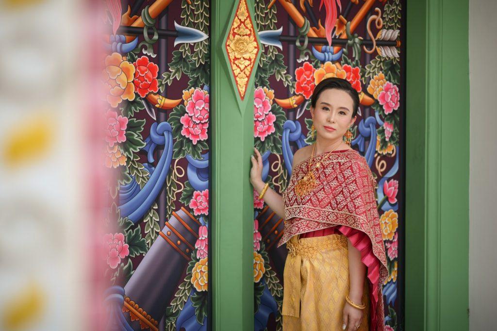 Thai Style Studio 1984 12 สถานที่ ท่องเที่ยวน่าใส่ชุดไทยถ่ายภาพกรุงเทพฯ 27