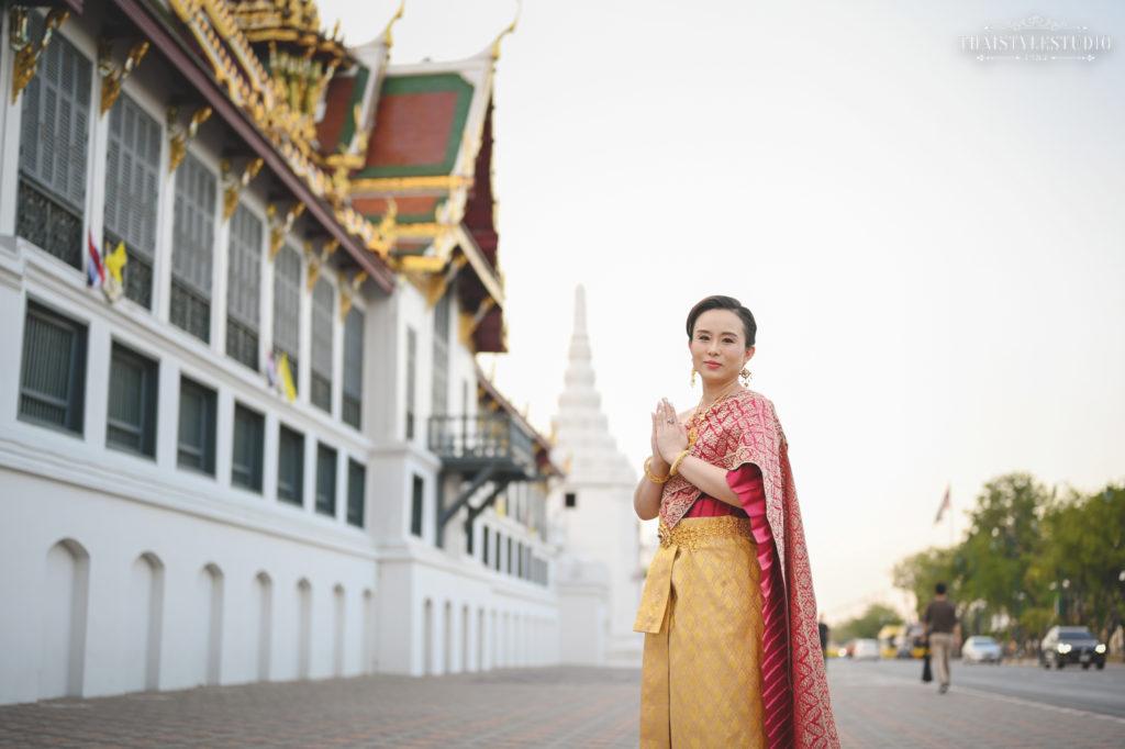 Thai Style Studio 1984 10 สถานที่ ท่องเที่ยวน่าใส่ชุดไทยถ่ายภาพกรุงเทพฯ 11