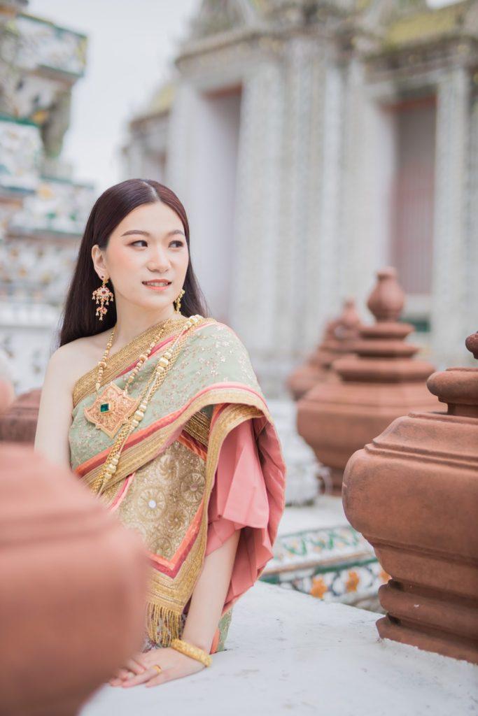 Thai Style Studio 1984 10 สถานที่ ท่องเที่ยวน่าใส่ชุดไทยถ่ายภาพกรุงเทพฯ 37