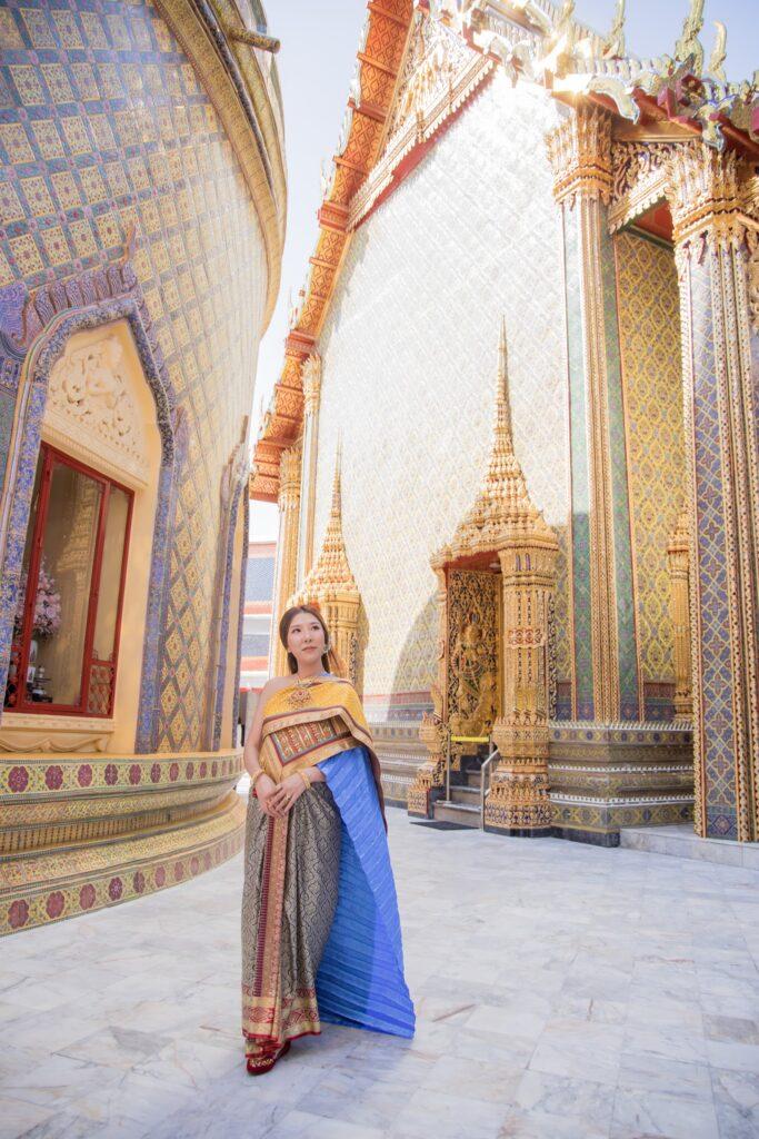 Thai Style Studio 1984 12 สถานที่ ท่องเที่ยวน่าใส่ชุดไทยถ่ายภาพกรุงเทพฯ 57