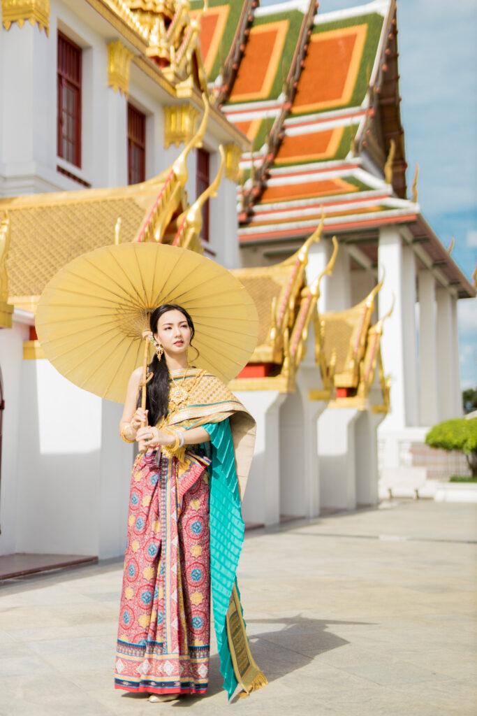 Thai Style Studio 1984 10 สถานที่ ท่องเที่ยวน่าใส่ชุดไทยถ่ายภาพกรุงเทพฯ 91