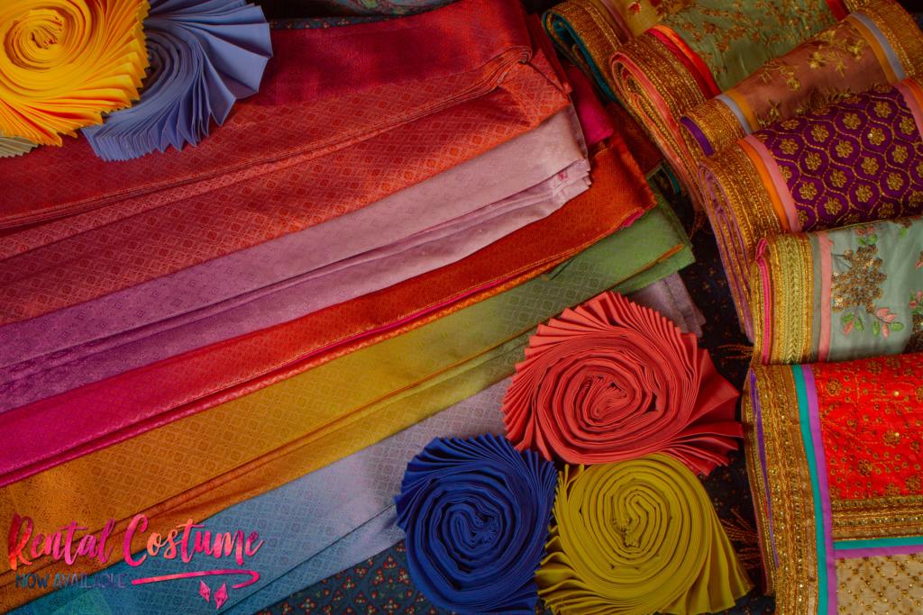 Thai Style Studio 1984 สร้างแรงบันดาลใจไปวัด กับชุดไทยหลากสี colorful 121