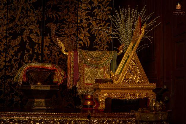 Thai Style Studio 1984 คันฉ่อง กระจกเงาโบราณ 1
