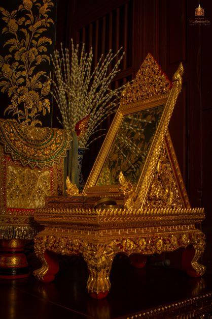 Thai Style Studio 1984 คันฉ่อง กระจกเงาโบราณ 21