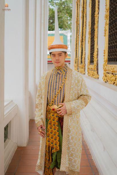 Thai Style Studio 1984 Thai royal court gown 5