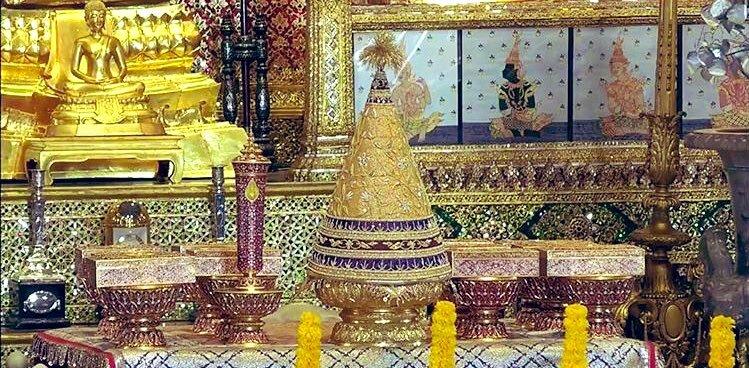 Thai Style Studio 1984 คลุมปัก เครื่องใช้ในราชสำนัก 17