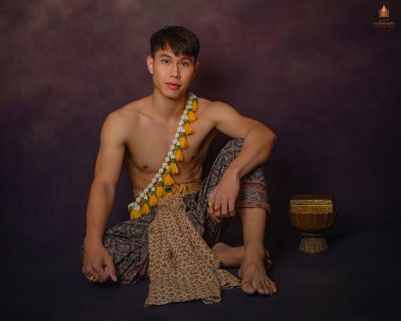 Thai Style Studio 1984 ในสมัยรัตนโกสินทร์ตอนต้นถึงไม่ชอบสวมเสื้อ 23