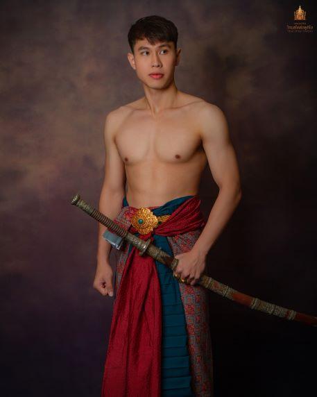 Thai Style Studio 1984 ในสมัยรัตนโกสินทร์ตอนต้นถึงไม่ชอบสวมเสื้อ 21